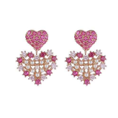 Beautiful Drop Earrings 007
