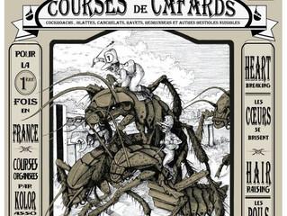 Courses de Cafards chez Ad Lib