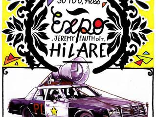 en mai graff chez ad lib jeremy fauth vernissage vendredi 4 mai a partir de 19h