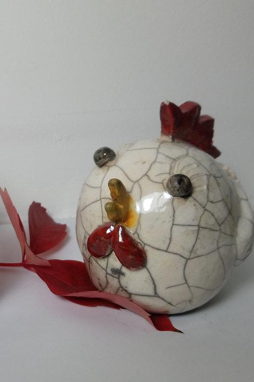 POULE Ceramique Raku By Ceraku