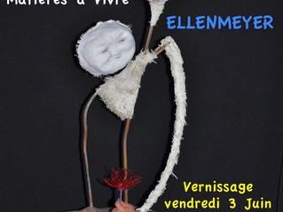 En JUIN Ellen MEYER Sculptures- Art Singulier