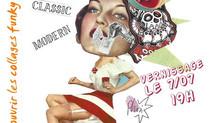Juillet Expo Ad Lib Collage By Phosi vernissage le 7 juillet  a partir de 19h
