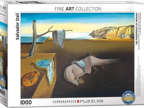 Salvador Dali la persistance de la memoire