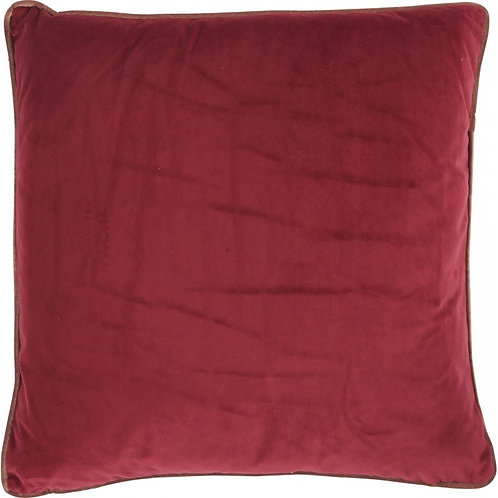 Coussin Countra Framboise/Rose Poudré