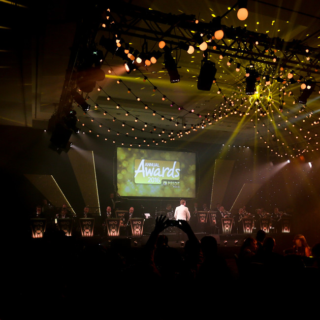 Nationwide awards ceremony at Celtic Manor