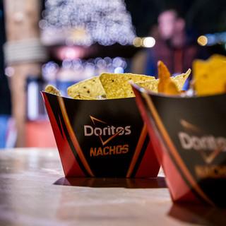 Doritos Nachos winter wonderland London
