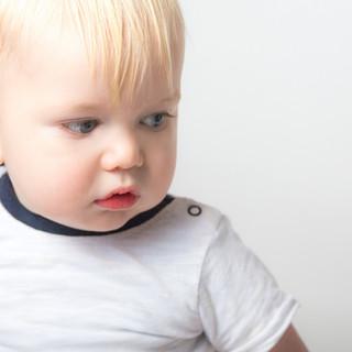 Baby boy taken in home studio Cheltenham