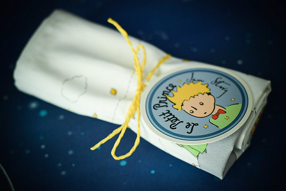 JAM STORY - Le Petit Prince 餐墊布