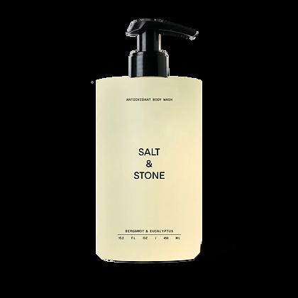 SALT & STONE - Antioxidant Body Wash - Bergamot & Eucalyptus