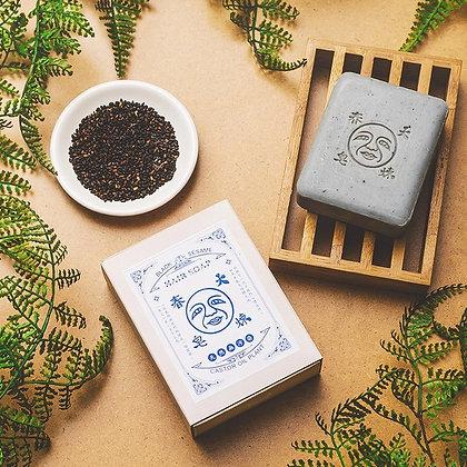 大春煉皂 - 芝麻原萃柔順洗髮皂 (125g)
