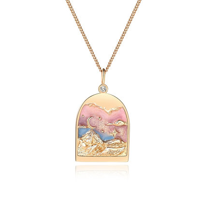 DREAMNICKER - In the caves necklace