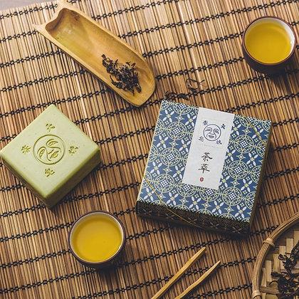 大春煉皂 - 經典茶萃皂 . 烏龍茶末去角質
