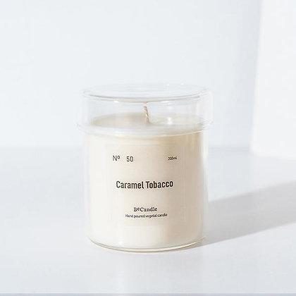 BECANDLE - No.50 Caramel Tobacco 200g