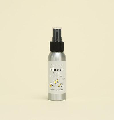 hinoki LAB - Outdoor Body Spray / Insect Repellent 60ml