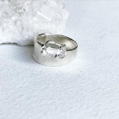 ShAnho - Herkimer Diamond Embed