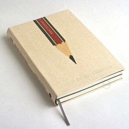九口山 - 原創32開鉛筆系列橫線內頁筆記本 - 01 (QUICK DRAWING)