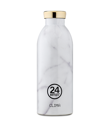 24 BOTTLES - Clima Bottles 500ml - Carrara