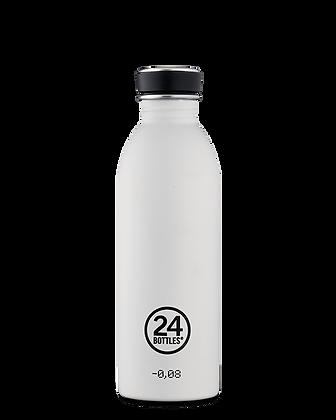 24 BOTTLES - Urban Bottles 500ml - White