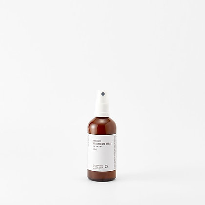 Cul de Sac JAPON - WILD INCENCE SPRAY 消臭・抗菌芳香剤 100ml