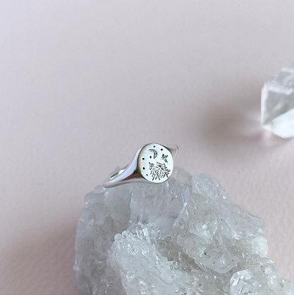 ShAnho - Signet Ring (Made to order, 1-2 weeks)