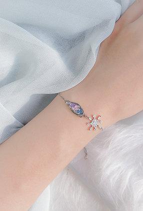 DREAMNICKER - Make a wish bracelet (silver)