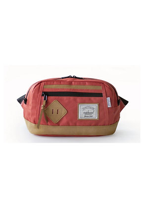 Matchwood Density Waist Bag - Red