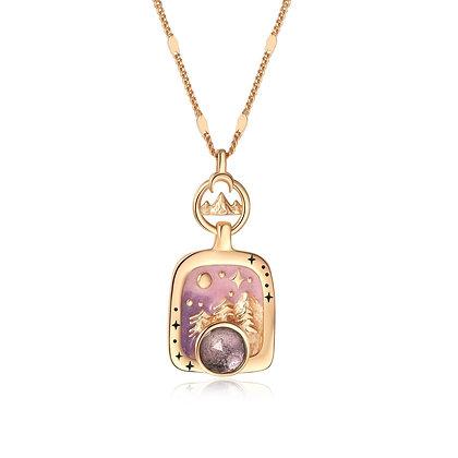 DREAMNICKER - Genie in a bottle necklace