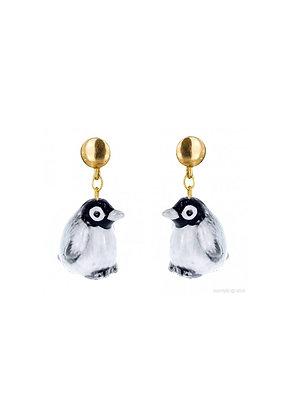 Nach - Baby Penguin Earring
