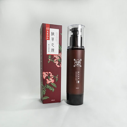 大春煉皂 - 植草亮顏乳霜 . 清爽潤白肌 100g