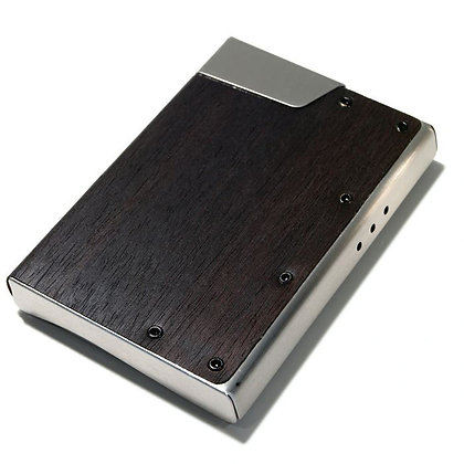 Claustrum - Card Case - ROSE WOOD