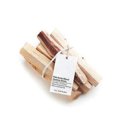 SLOWOOD - 秘魯聖木原木條 50克裝 Palo Santo Sticks Bundles 50g