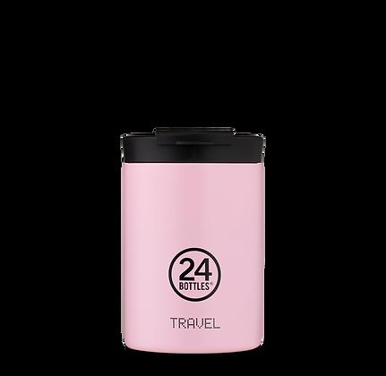 24BOTTLES - Travel Tumbler 350ml - Candy Pink