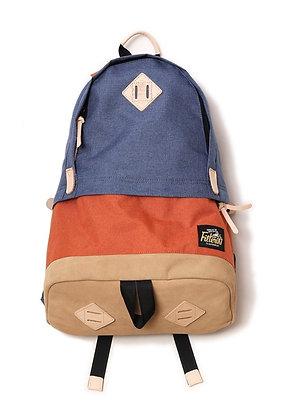 Filter017 Freely daypack - blue + orange