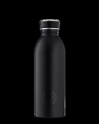24 BOTTLES - Urban Bottles 500ml - Black
