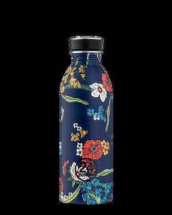 24 BOTTLES - Urban Bottles 500ml - Denim Bouquet