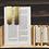 Thumbnail: VWJEWELLERY - Brass Bookmark