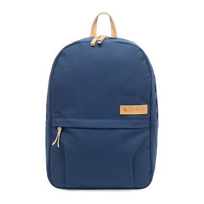 Canvas Daypack - Blue