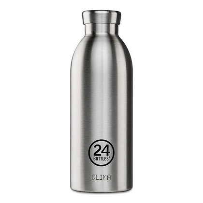 24 BOTTLES - Clima Bottles 500ml - Steel