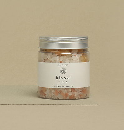 hinoki LAB - Bath Salt 300g (Marble Branch)