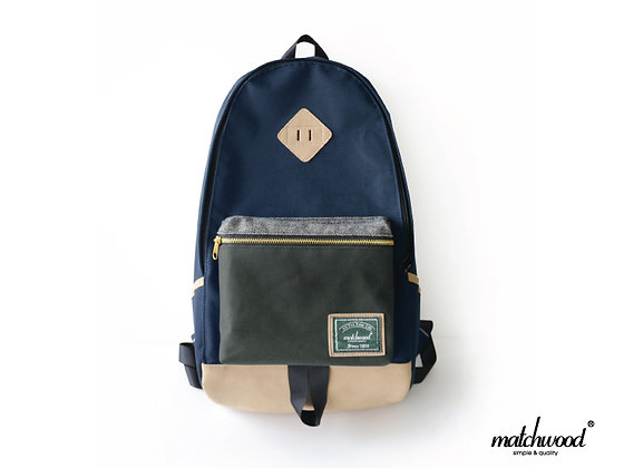 【Matchwood】Infantry Backpack - Blue