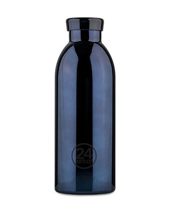 24 BOTTLES - Clima Bottles 500ml - Black Radiance