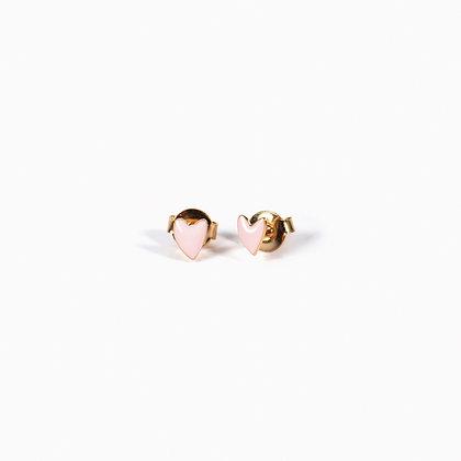 Titlee - Grant Earrings - Pink