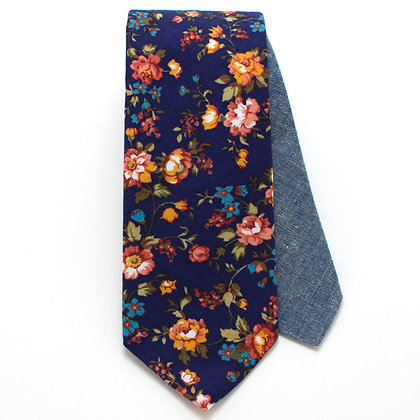 GENERAL KNOT & CO. - VINTAGE ENGLISH ROSE NECKTIE