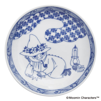 MOOMIN × amabro - SOMETSUKE Teshiosara Snufkin