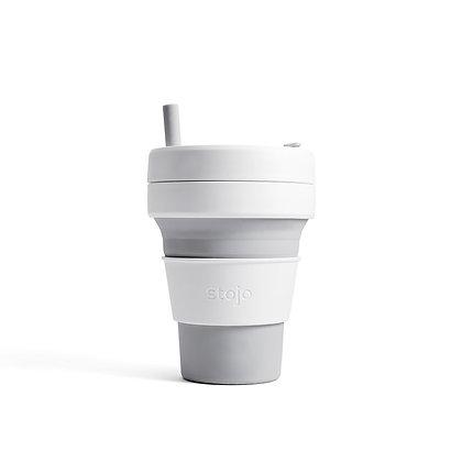 Stojo - biggie 16 oz cup - Dove