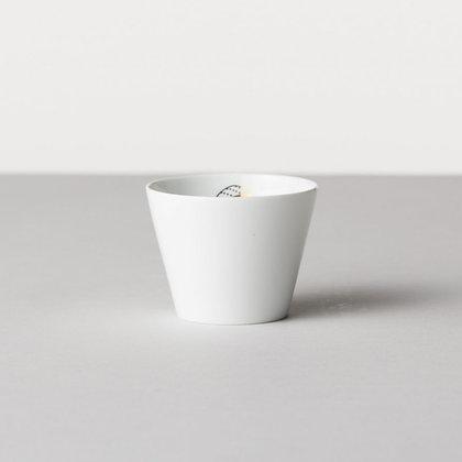 MARUHIRO INC. - 蕎麥豬口杯 火男面具男 白 Hyottoko (White)