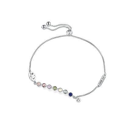 DREAMNICKER - Rainbow mood (silver)