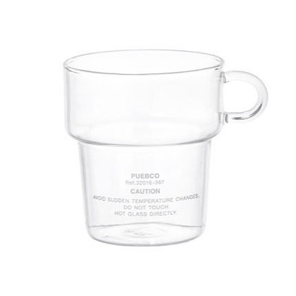 PUEBCO INC. - Borosilicate Glass Mug