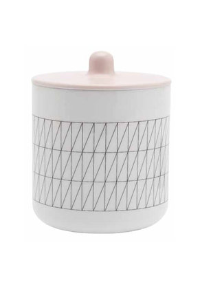 1616 Container - pink & grid