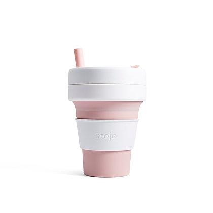 Stojo - biggie 16 oz cup - Rose